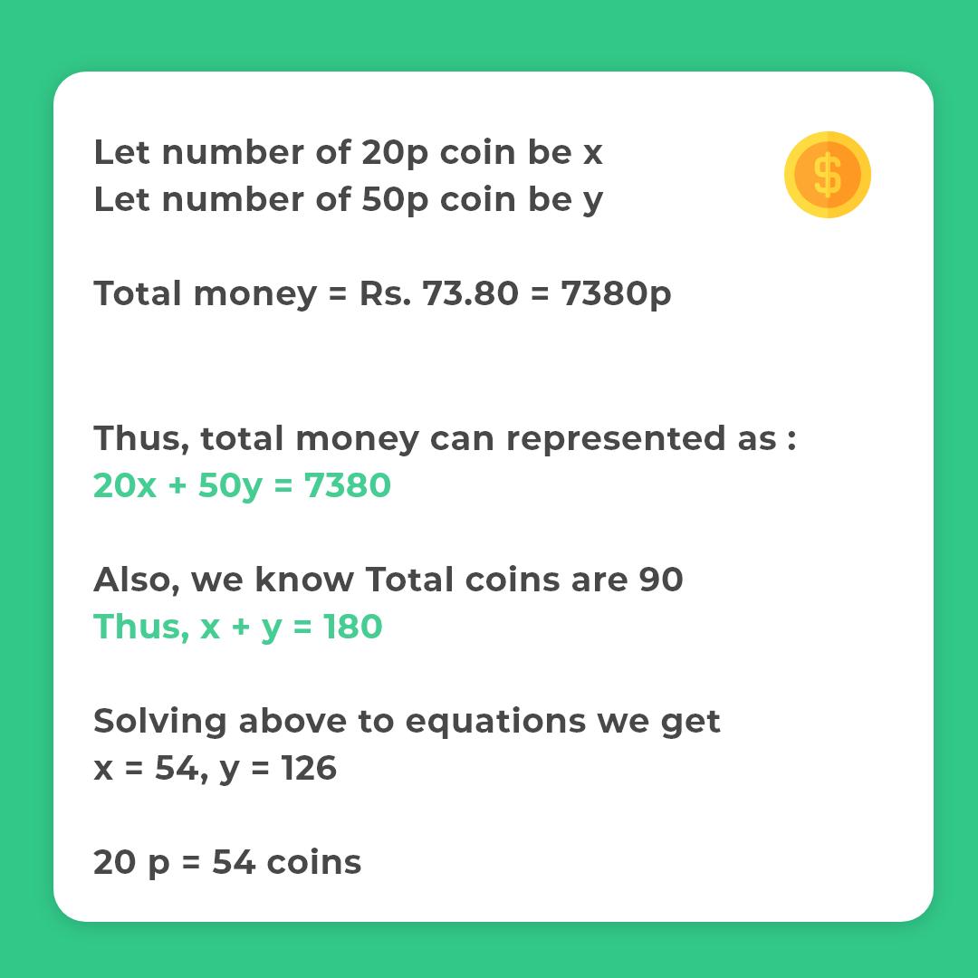 Coin Problem quiz